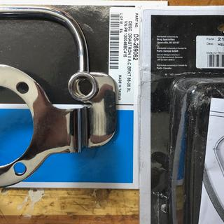 Carburetor bracket and Breather kit packaging