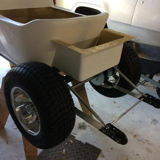 Not everyone has a golf cart. I only needed 2 tires. These guys are great! Mini T-bucket