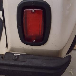 Right Rear tail light