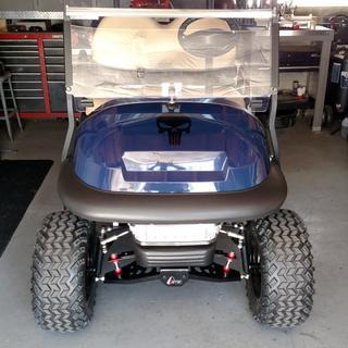 Club Car Precedent GTW 6