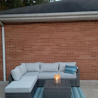 We love this outdoor set!