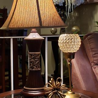 I absolutely love these lamps. They have added a classic touch to my Ashley Norcastle End Table.