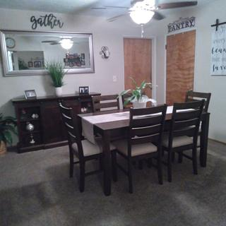 Love my new dining table