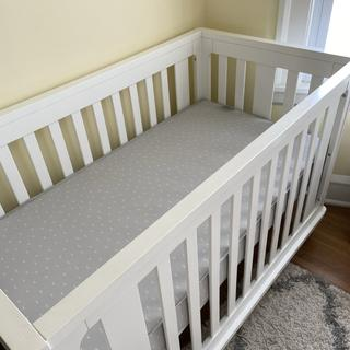 Great waterproof mattress for my infant's crib.