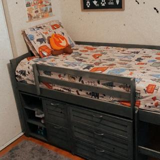 My Son loves this bed!