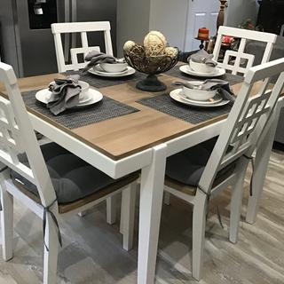 Love my Bravado table and chairs!