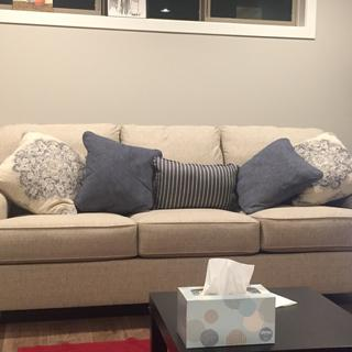 Beautiful sofa for my new house!
