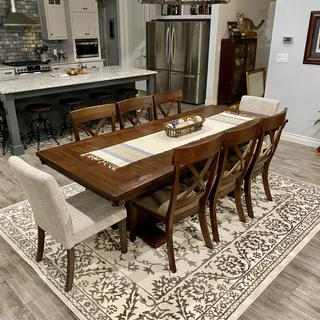 Windville Dining Table And 4 Chairs Set Ashley Furniture Homestore