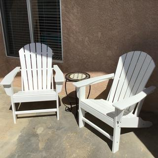 Great patio chairs!
