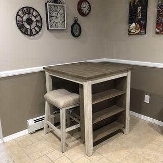 Perfect for the space.