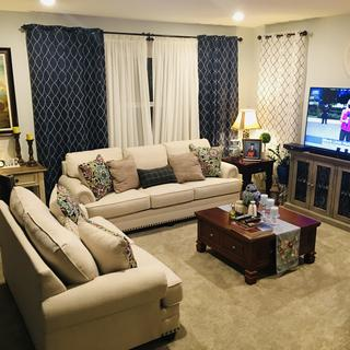Love the set matches the decor of our living room