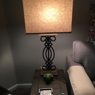 Great accent lamp