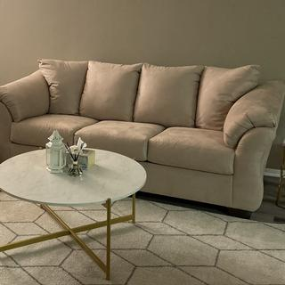 We love it so much!!! It's pretty comfortable for the price.