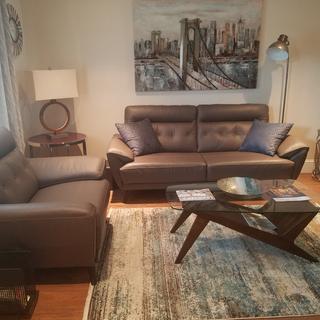 Sissoko Sofa and Chair