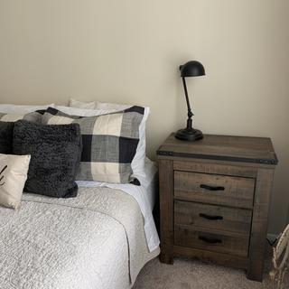 Great nightstand!