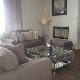 Beautiful sofa Barrali set