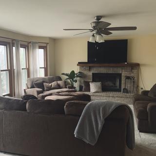 Living room --