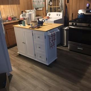 My new kitchen island