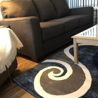The perfect sofa for our Florida room!
