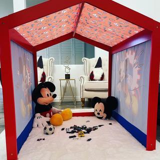 Mickey playhouse