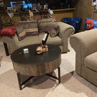 Perfect for the family recreational room and bar area.