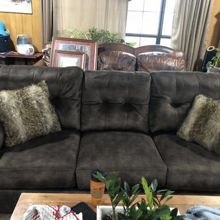 Love my new Accrington sleeper sofa! It's nice looking, comfortable and soft.