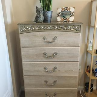 Catalina Chest of Drawers in my bedroom