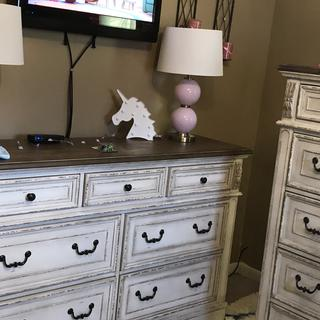 Realyn Dresser And Chest