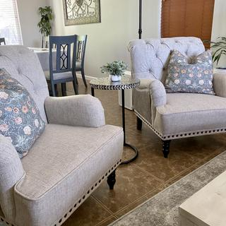 Tartonelle Accent Chairs