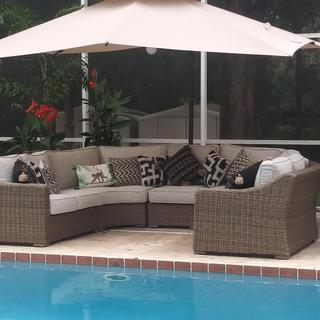 Absolutely LOVE our new beachcroft sectional!!!