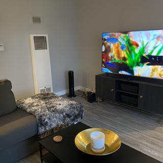 "Modern 60""TV stand"