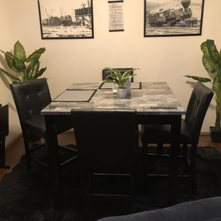 I love my new table! Wanted something completely different.