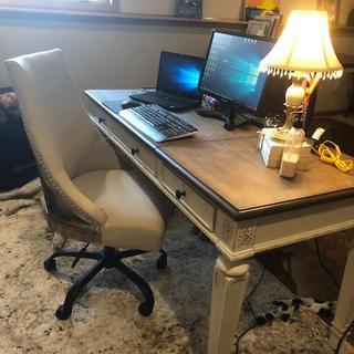 Love my Ashley desk & chair