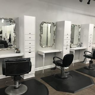 We love our new mirrors! They are so elegant!!