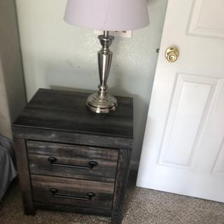 Beautiful nightstand!