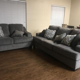 Love my new sofa! Also bought the love seat.