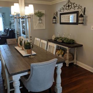 Havalance dining & sofa table