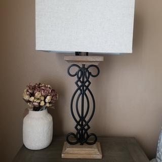 Beautiful Edalene lamps!