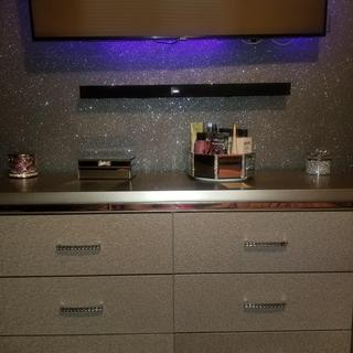 I love my new dresser its even more beautiful in person.