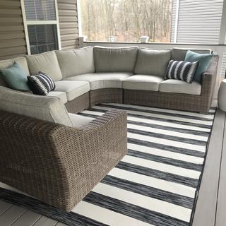 Corner sectional and chair
