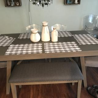 Such a great update on my dining room!