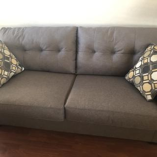 Comfortable beautiful sofa, is as advertised!
