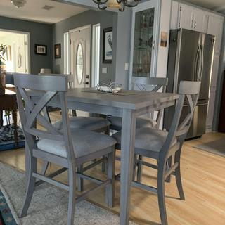 Love our new dining set