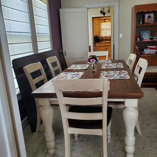 Love my new dining set!