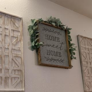 Added a farmhouse touch!