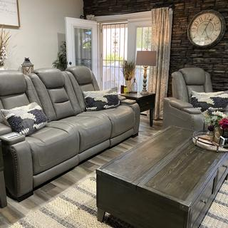 This is the best furniture ever!! Comfortable,  has all the bells and whistles.