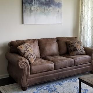 Great sleeper sofa!