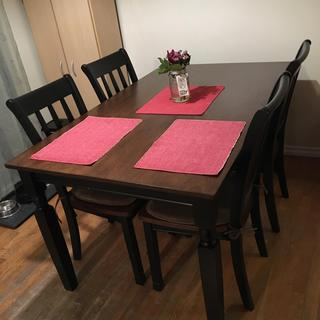 I Love my table!