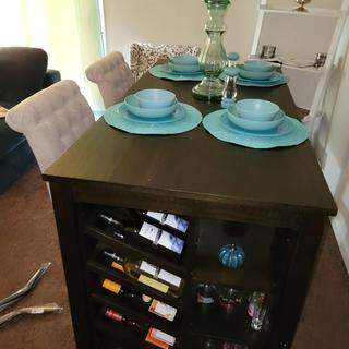 Love my table