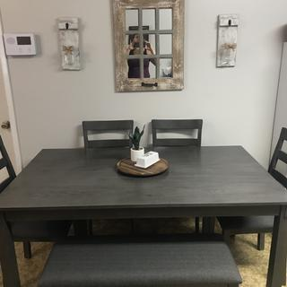 Brings out the gray in my decor!